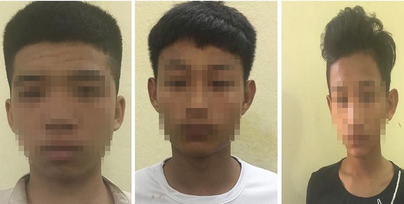 2 thiếu niên theo băng cướp giật tài sản - ảnh 1