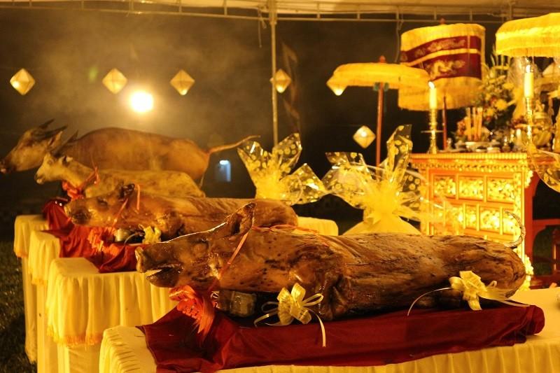 Trang trọng lễ tế đàn Xã Tắc tại cố đô Huế - ảnh 3