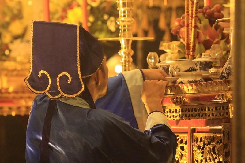 Trang trọng lễ tế đàn Xã Tắc tại cố đô Huế - ảnh 5