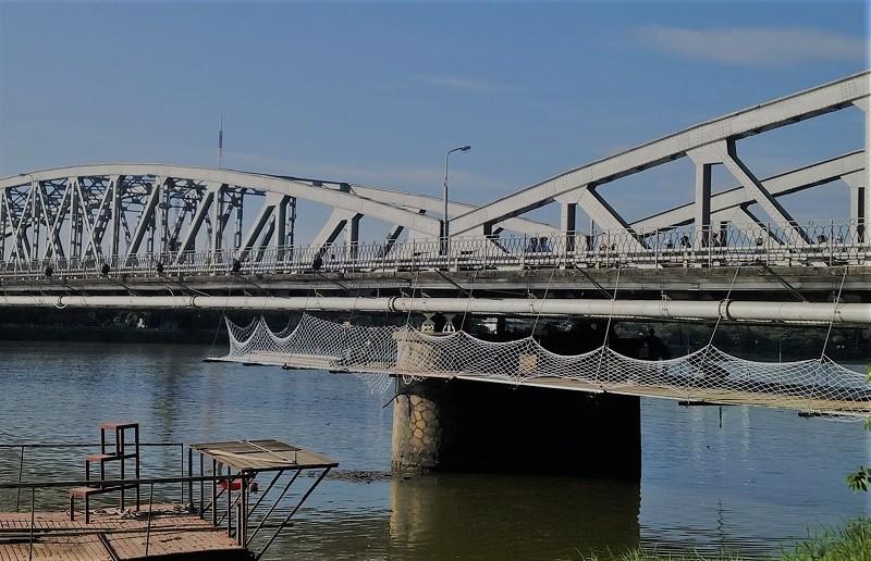 Khôi phục lại ban công ngắm cảnh trên cầu Trường Tiền - ảnh 2