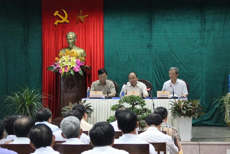 Ngư dân muốn Thủ tướng chỉ đạo giám sát chặt Formosa Hà Tĩnh - ảnh 1