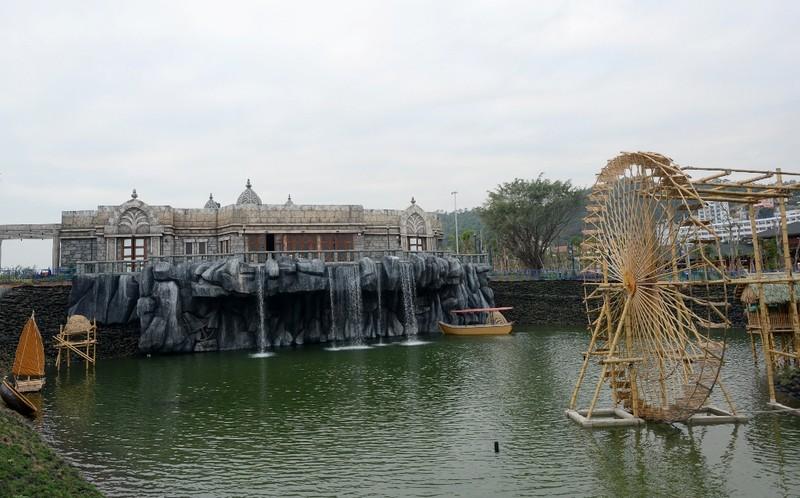 Khai trương công viên chủ đề lớn nhất Đông Nam Á - ảnh 2