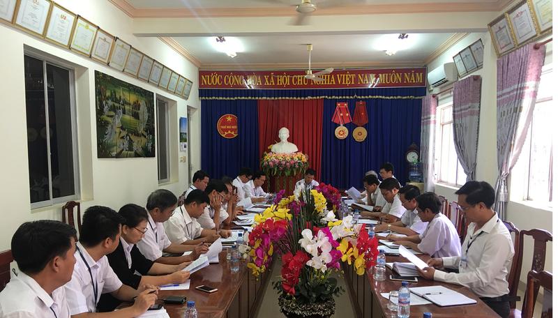 Cục Thuế tỉnh Bình Phước sắp xếp tinh gọn bộ máy, giảm đầu mối - ảnh 1