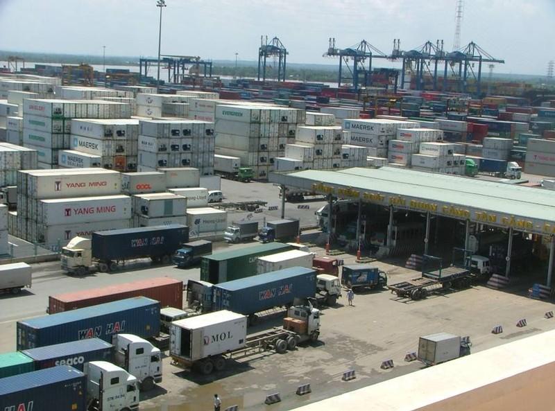 Cảng Cát Lái thu 'phí chống ùn tắc' 50.000 đồng/giờ - ảnh 2