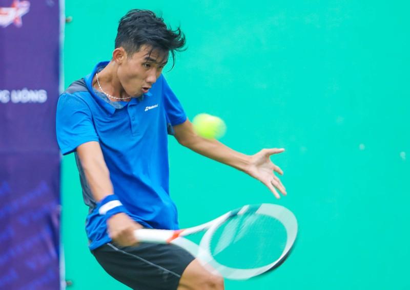 Tay vợt 16 tuổi giúp Bình Dương vô địch đồng đội nam - ảnh 1
