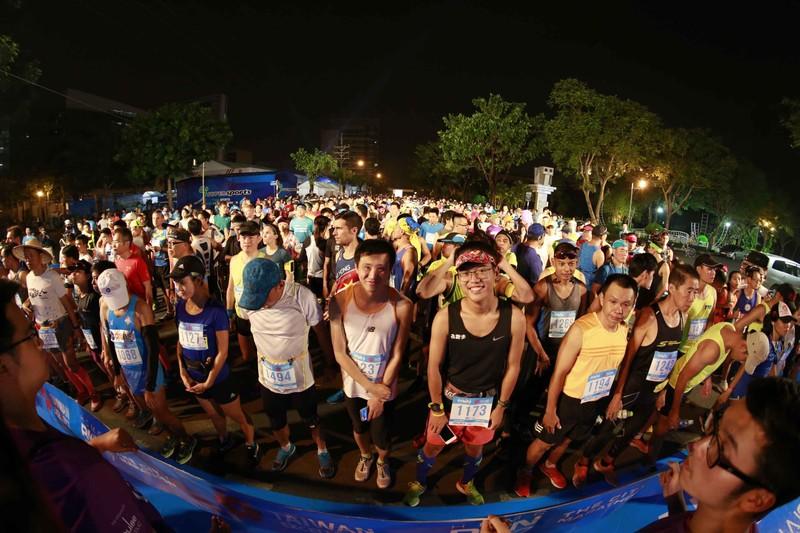HCMC Marathon 5 - Chạy kết nối gia đình và cộng đồng - ảnh 2