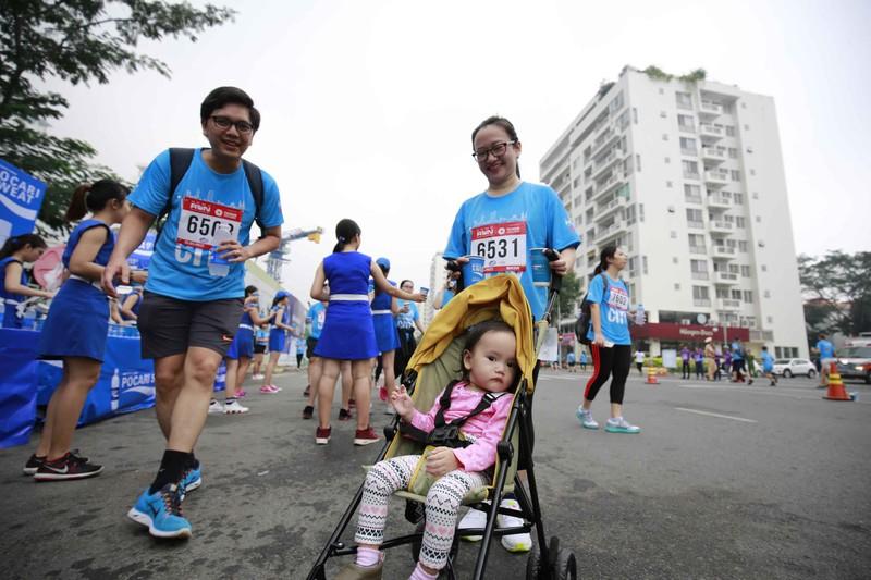 HCMC Marathon 5 - Chạy kết nối gia đình và cộng đồng - ảnh 6