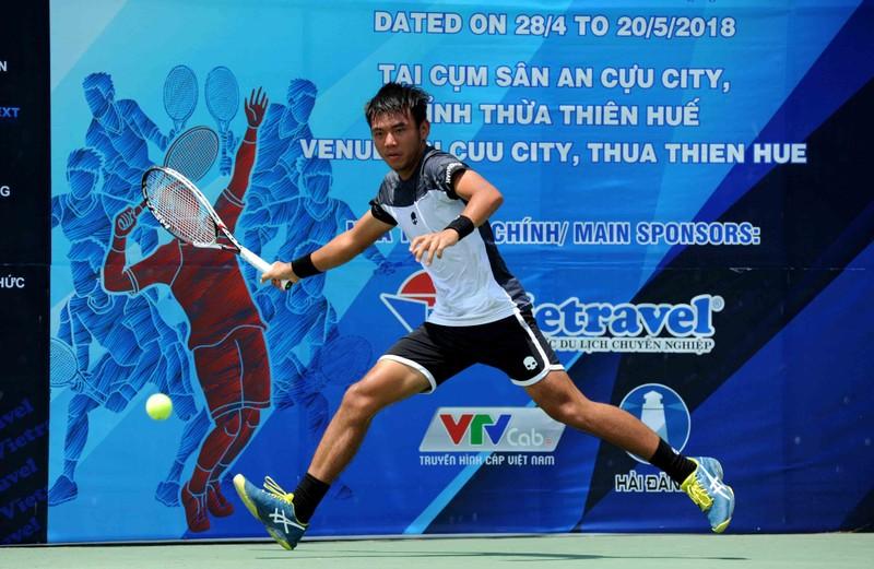 Lý Hoàng Nam thăng hạng 433 ATP, thua ngay trận đầu giải F3 - ảnh 1