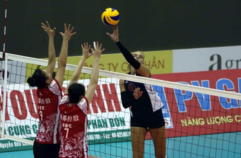 Thua Giang Tô, BIP đối đầu VTV Bình Điền Long An tại bán kết - ảnh 2