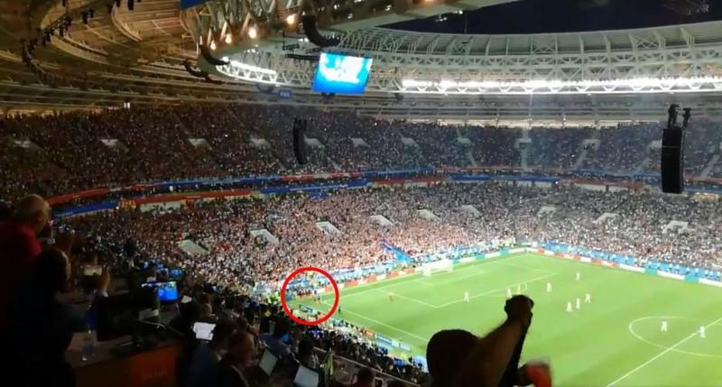 Chuyển động World Cup: Anh bị 'tố' lén lút tấn công tìm bàn gỡ - ảnh 1