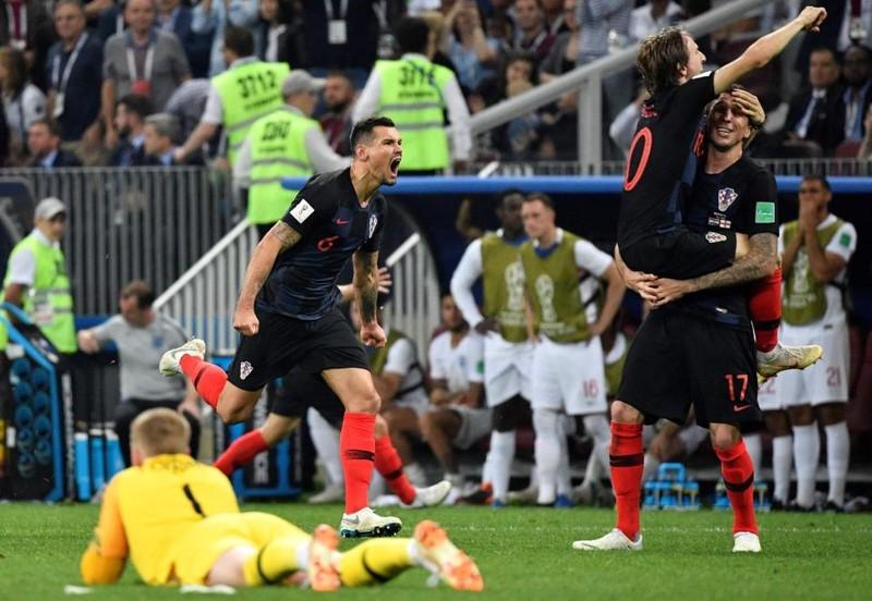 Chuyển động World Cup: Anh bị 'tố' lén lút tấn công tìm bàn gỡ - ảnh 4