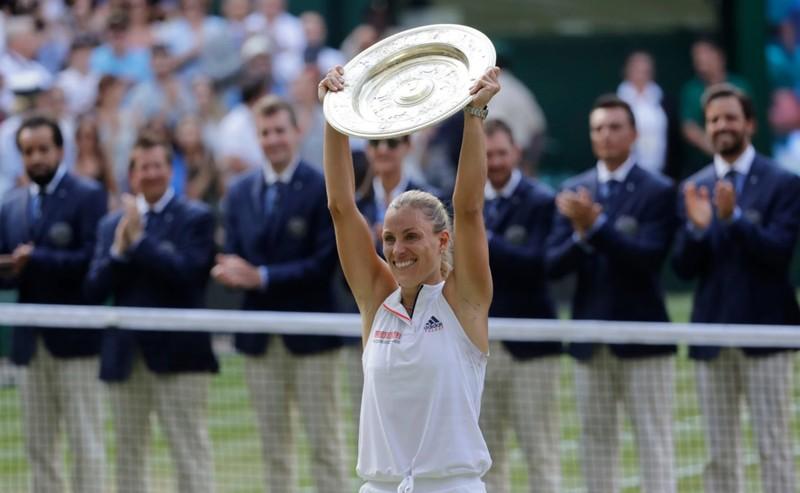 """Serena """"ghi điểm"""" dù thất bại trận chung kết Wimbledon - ảnh 6"""