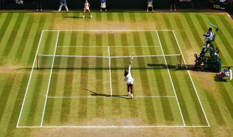 """Serena """"ghi điểm"""" dù thất bại trận chung kết Wimbledon - ảnh 4"""