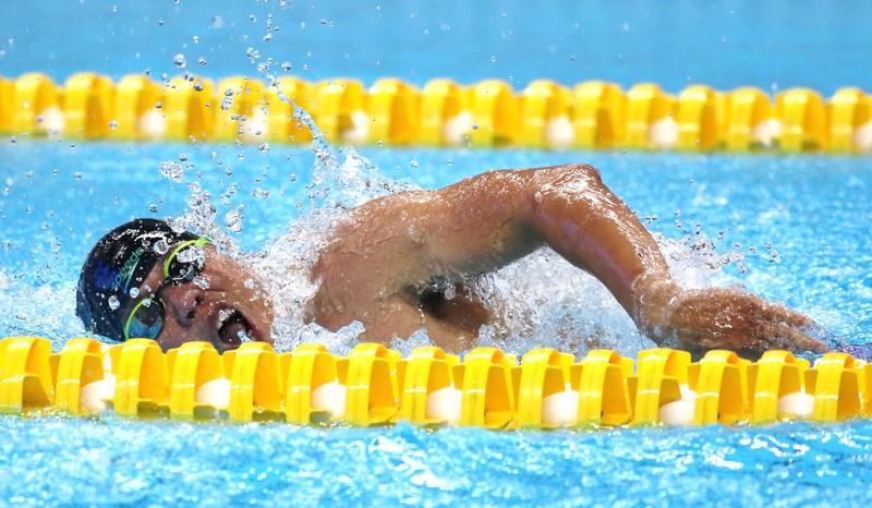 Võ Thanh Tùng đoạt HCV Asian Para Games, phá kỷ lục châu Á - ảnh 1