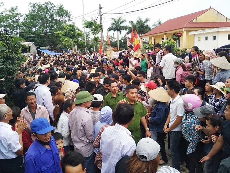 Truy tố 10 cựu cán bộ xã Đồng Tâm - ảnh 1