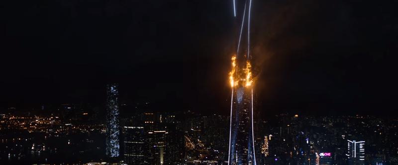 The Rock sẽ thủ vai chính trong bộ phim Tòa Tháp Chọc Trời - ảnh 6