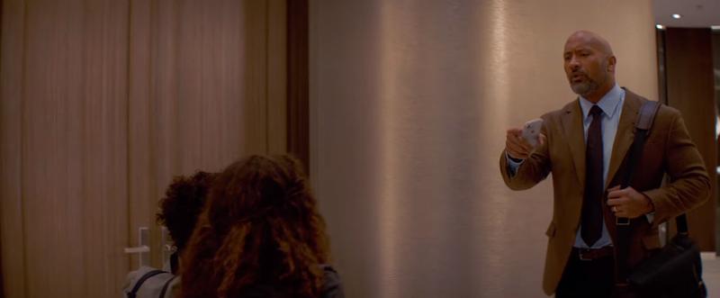 The Rock sẽ thủ vai chính trong bộ phim Tòa Tháp Chọc Trời - ảnh 5