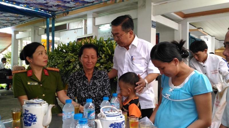 Hỗ trợ xây nhà cho gia đình người lính cứu hỏa hi sinh - ảnh 2