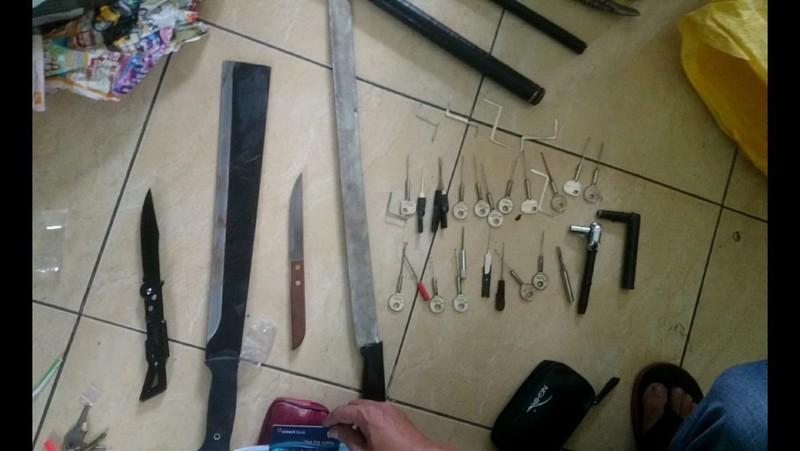 Vụ hình sự nổ súng bắt cướp ở Gò Vấp: Hơn cả phim hành động - ảnh 3