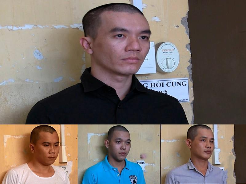 Băng trộm công nghệ cao chuyên đá nóng xe SH ở Sài Gòn - ảnh 1