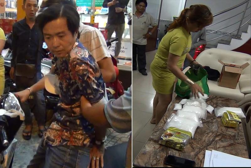 1 phụ nữ dùng nhiều căn nhà ở Sài Gòn buôn ma túy - ảnh 3