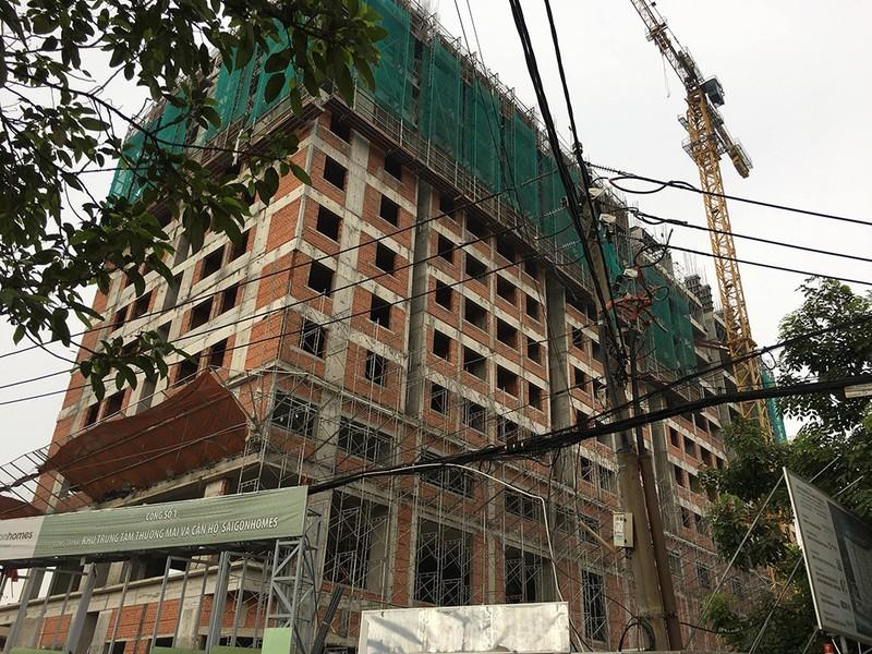 Quận Bình Tân: Tai nạn ở công trình, 2 công nhân tử vong - ảnh 1