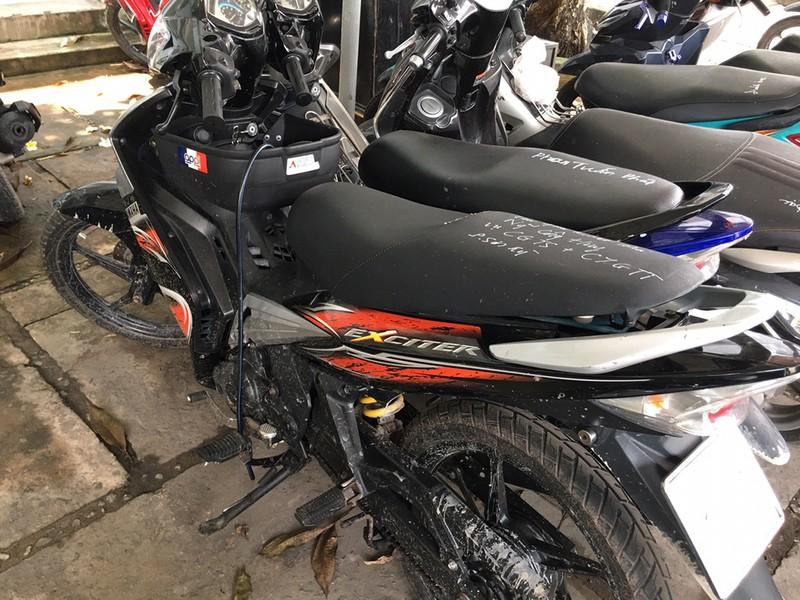Bắt nhóm cướp tấn công 2 vợ chồng đi ô tô ở Tân Phú - ảnh 2