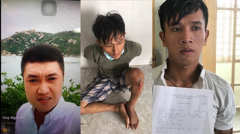 Bắt nhóm cướp tấn công 2 vợ chồng đi ô tô ở Tân Phú - ảnh 1