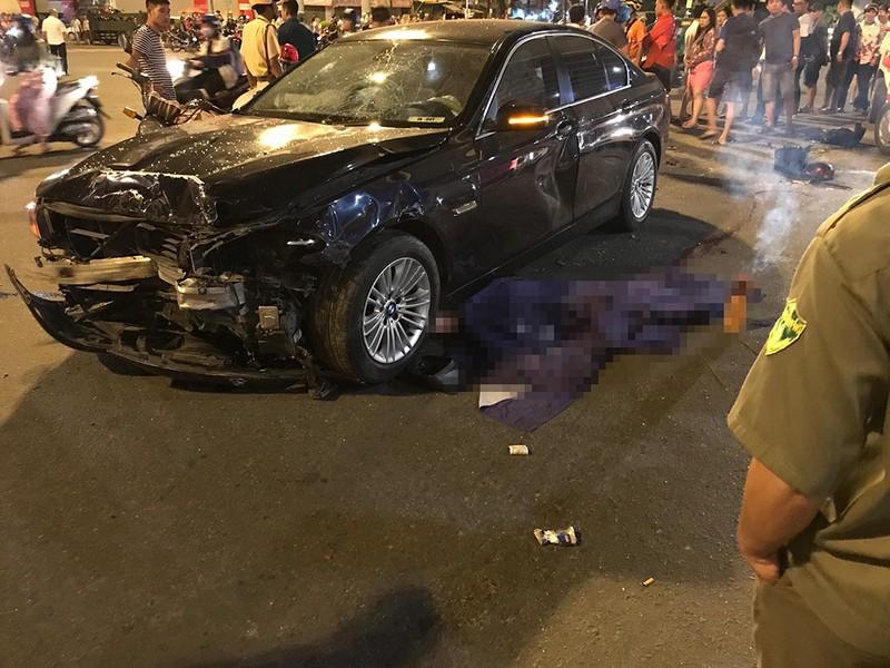 Nữ tài xế BMW gây tai nạn có nồng độ cồn gấp 4 lần quy định - ảnh 2