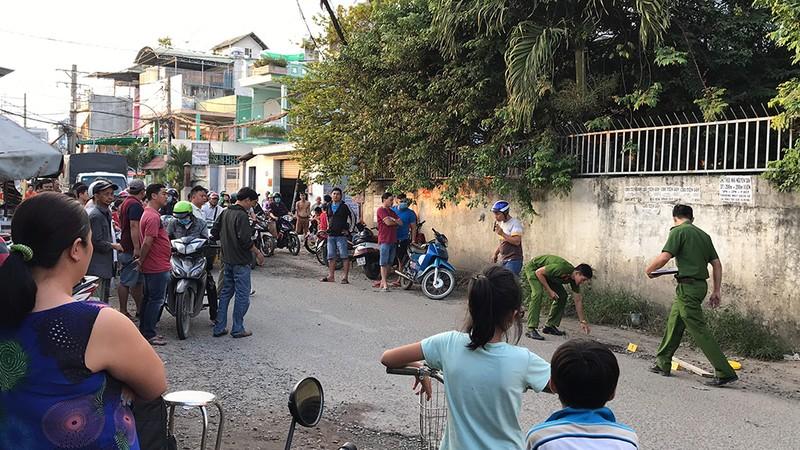 Một công an viên bị đánh tử vong ở Hóc Môn, TP.HCM - ảnh 1