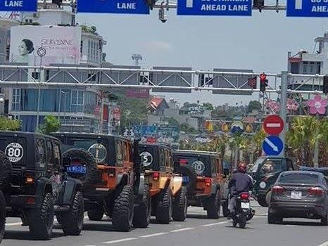 Quảng Ninh lên tiếng về đoàn ô tô TQ xuất hiện ở Hạ Long - ảnh 1