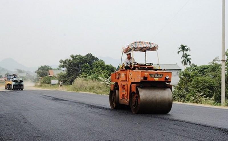Đường 3.000 tỉ nối Hà Nội-Hòa Bình chạy nước rút - ảnh 1