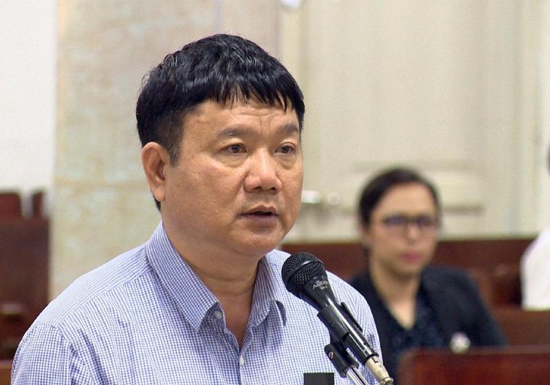 Sáng mai xử phúc thẩm vụ ông Đinh La Thăng - ảnh 1