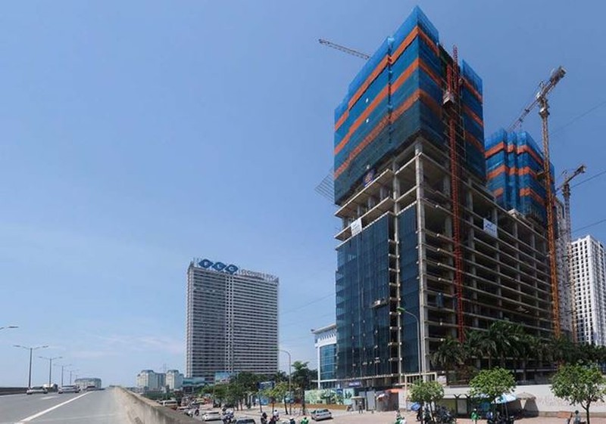 Gần 100 dự án bất động sản đang 'cầm cố' ở ngân hàng - ảnh 2