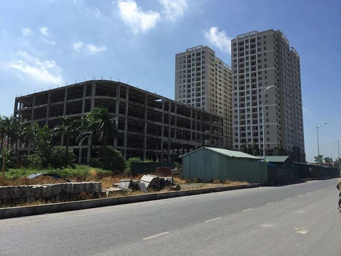 Gần 100 dự án bất động sản đang