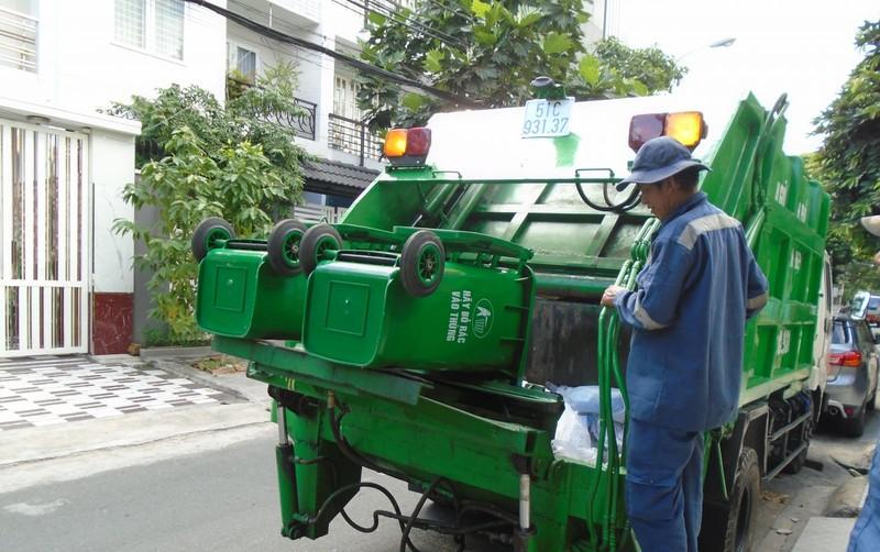 TP.HCM đưa ra nhiều yêu cầu về xe chở rác - ảnh 1