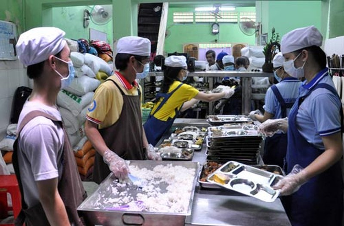 TP.HCM yêu cầu đảm bảo an toàn thực phẩm tại các bếp ăn - ảnh 1