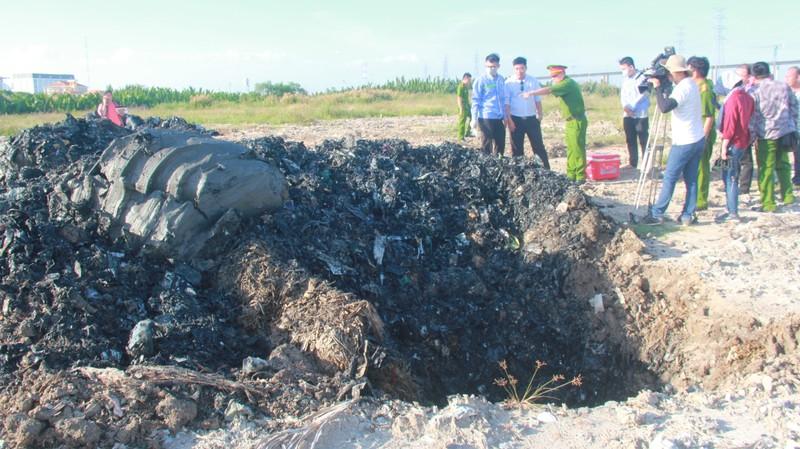 Thêm 1 điểm chôn lấp chất thải rắn ở TP.HCM - ảnh 1