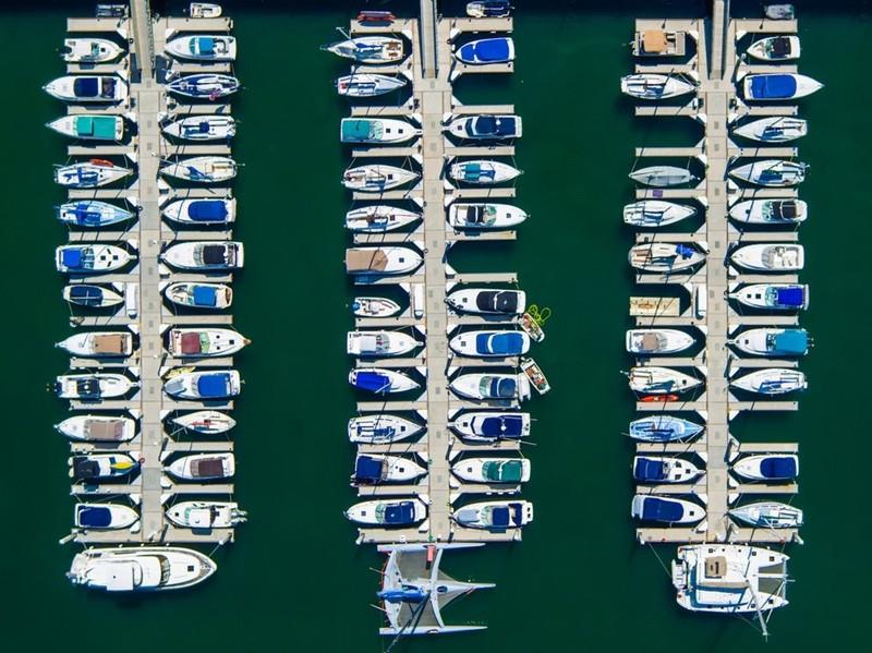 Thế giới sống động qua những bức ảnh chụp từ flycam - ảnh 1