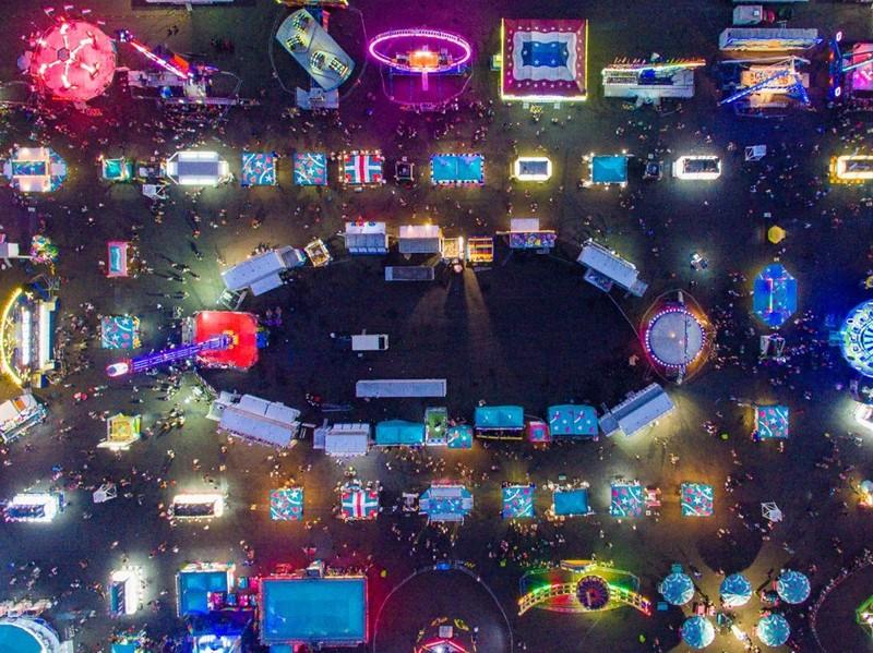 Thế giới sống động qua những bức ảnh chụp từ flycam - ảnh 13