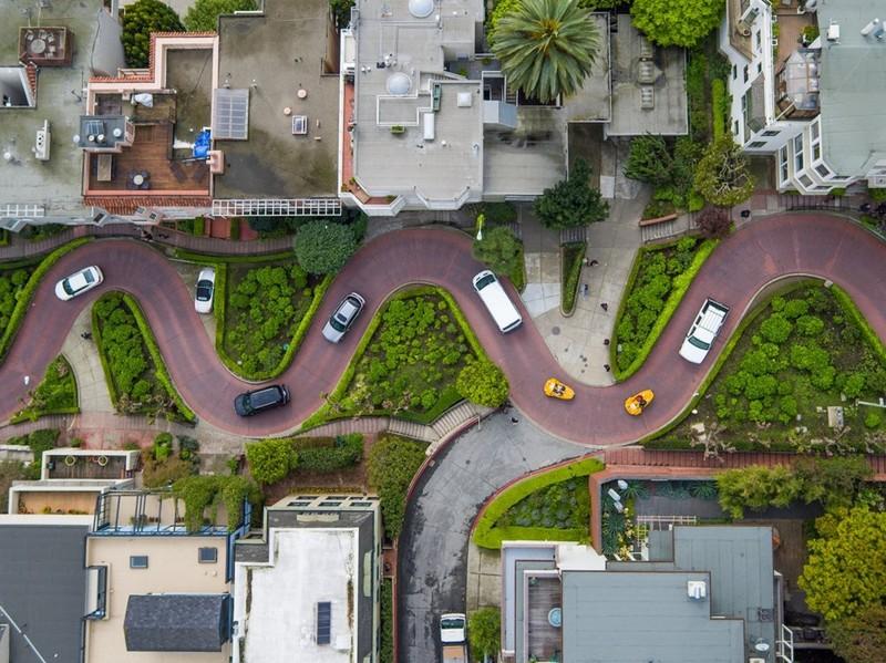Thế giới sống động qua những bức ảnh chụp từ flycam - ảnh 5