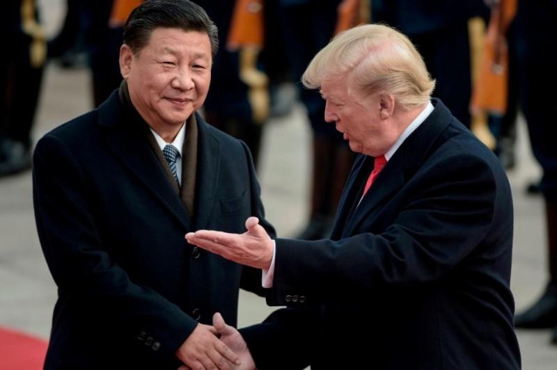Đấu thương mại Mỹ-Trung: Mèo nào cắn mỉu nào - ảnh 1