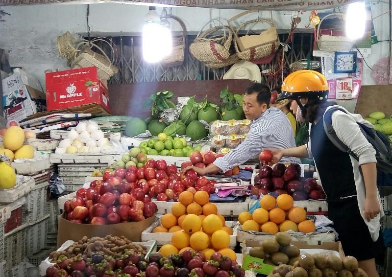 Vì sao không truy lý lịch trái cây Trung Quốc? - ảnh 1