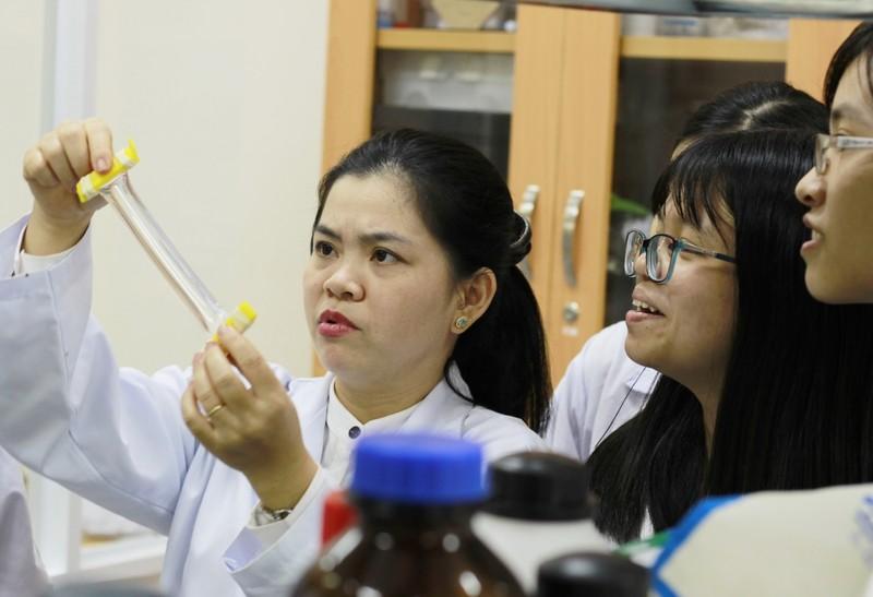 Nữ tiến sĩ Việt được thế giới vinh danh - ảnh 2