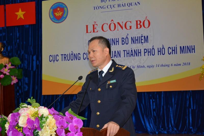 Ông Đinh Ngọc Thắng giữ chức cục trưởng Cục Hải quan TP.HCM  - ảnh 3