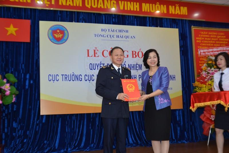 Ông Đinh Ngọc Thắng giữ chức cục trưởng Cục Hải quan TP.HCM  - ảnh 1