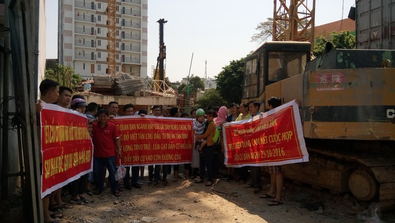 Kiểm điểm nhiều sở, ngành liên quan dự án Tân Bình Apartment - ảnh 1