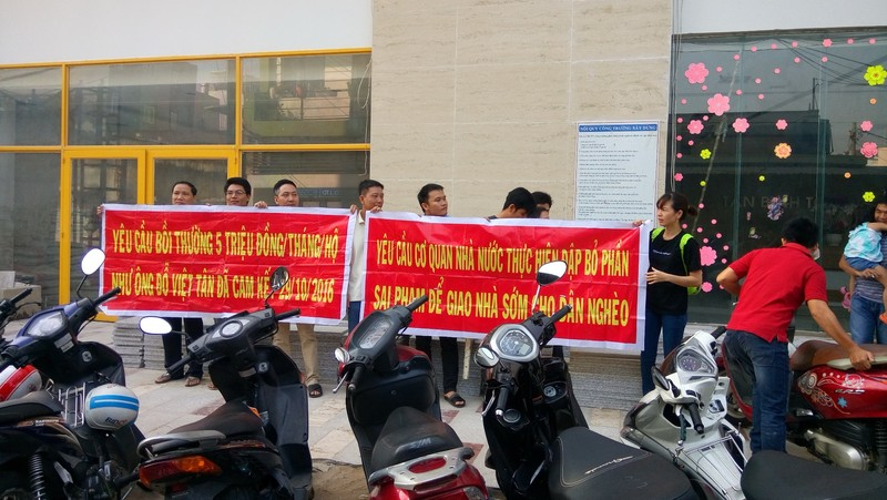 Kiểm điểm nhiều sở, ngành liên quan dự án Tân Bình Apartment - ảnh 2