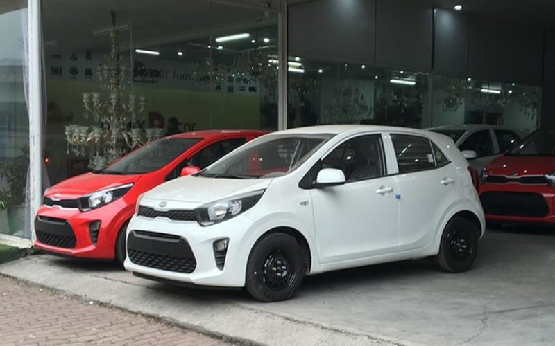Hàng loạt mẫu ô tô mới giá 'sốc' 300 triệu đồng bán tại VN - ảnh 2