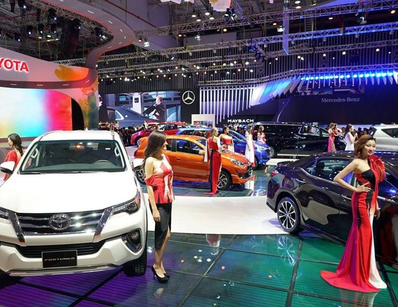 Thất thu hàng ngàn tỉ đồng vì ô tô nhập từ Asean thuế 0% - ảnh 1